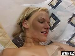 Hot Lesbians Playing With Big Toy
