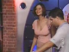 Catherine Bell on Howard Stern Show