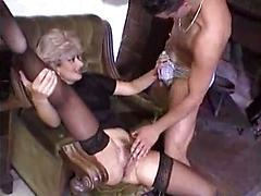 Feature Length Video Of Several Anal Scenes