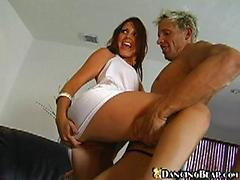 Wild Party Sex Fucking The Stripper