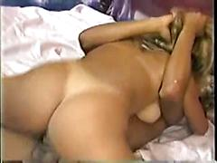 This Blonde Teen Ass Does Not Know A Big Black Dick Waits