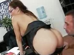 Sensual Secretary Loves To Get Fucked By Her Boss