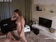 Reallifecam Voyeur - Mature Hot Mom With Young Man